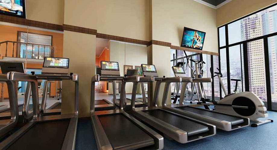 微健智能健身房解决方案