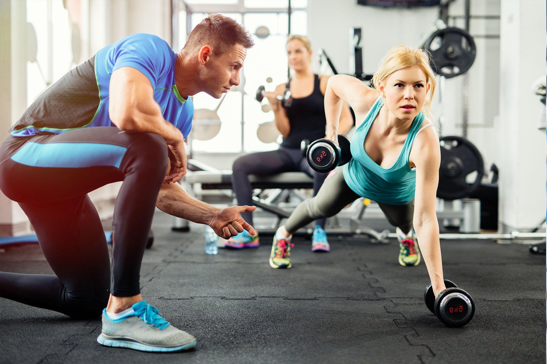 健身房0元健身活动方案